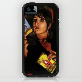 The Fortelling iPhone Case