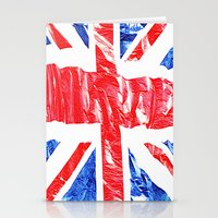 uk Stationery Cards featuring UK by arnedayan