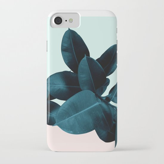 Blue Leaves by printsproject