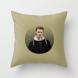 SWEET CREATURE Throw Pillow