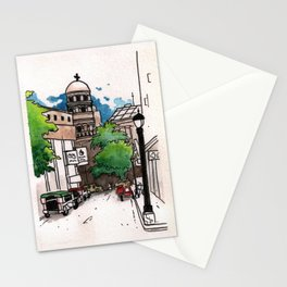 Philippines : Santa Cruz Church Stationery Cards