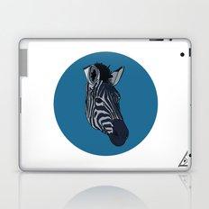 Wild Rectangular Zebra Laptop & iPad Skin