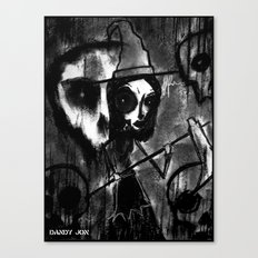 The Wicked Bitch Canvas Print
