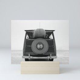Old Woody Mini Art Print
