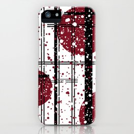 Winter Snow iPhone Case