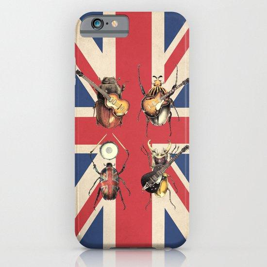 Meet the Beetles (Union Jack Option) iPhone & iPod Case