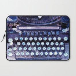Typewriter Laptop Sleeve