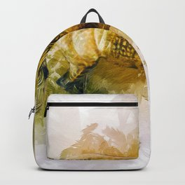 White Horse Backpack