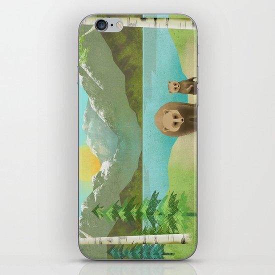 one cub iPhone & iPod Skin