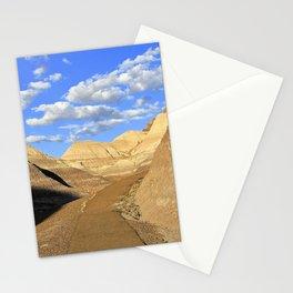 The Path Less Traveled--Petrified Forest, Arizona Stationery Cards