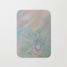 Tipsy Orchid Bath Mat