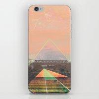 tesla iPhone & iPod Skins featuring tesla by michelle borjon