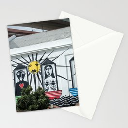 Decorated wall Lisbon Stationery Cards