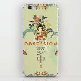 A Genki Obsession iPhone Skin