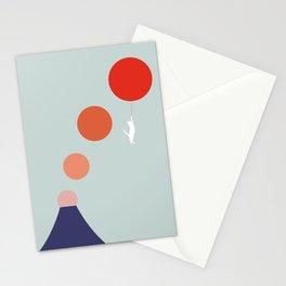 Cat Landscape 39 Stationery Cards