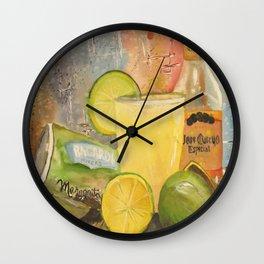 Margaritaville Wall Clock