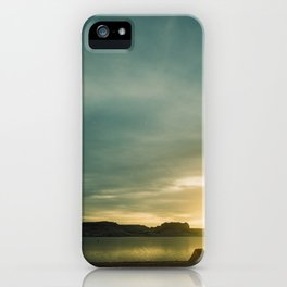 Dawn at Lake Powell iPhone Case