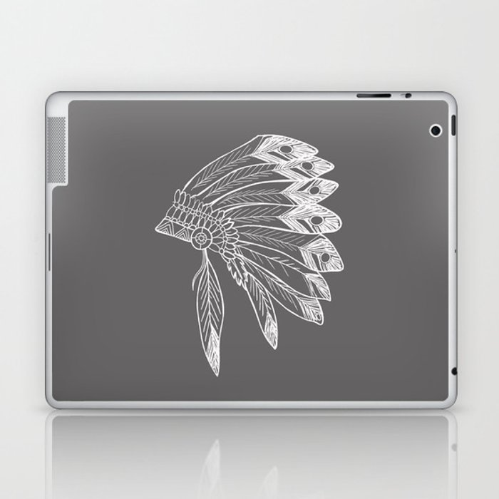Apache Laptop & iPad Skin by lescapricesdefilles