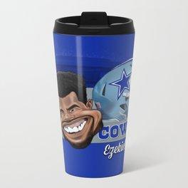 """Zeke"" 2016 Metal Travel Mug"