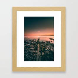 Guidance Framed Art Print