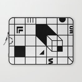 Four Walled World Laptop Sleeve