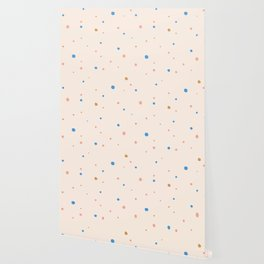 Pastel dots Wallpaper
