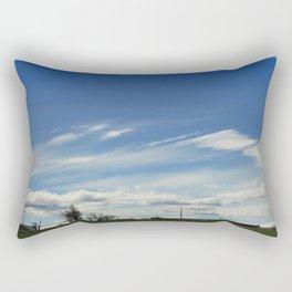Tract Rectangular Pillow