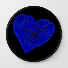 Mending Heart Wall Clock
