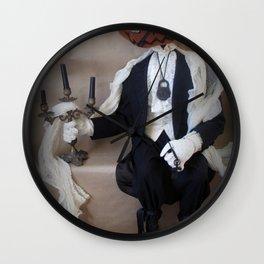 Sebastion Brimstone Wall Clock
