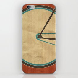 Singlespeed iPhone Skin