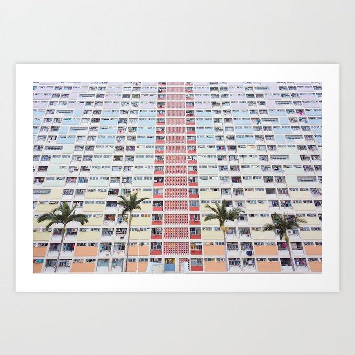 The Estate Art Print