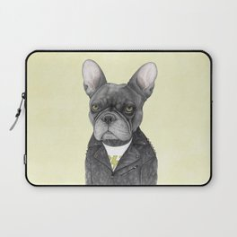 Hard Rock French Bulldog Laptop Sleeve
