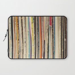 Record Collection Laptop Sleeve