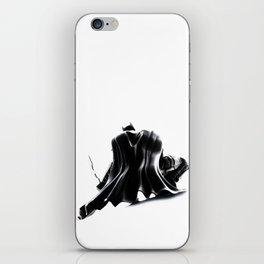 Gotham Bat iPhone Skin