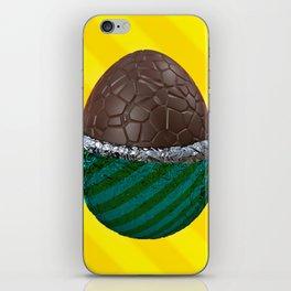 Foiled Egg iPhone Skin