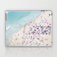 beach - summer love Laptop & iPad Skin