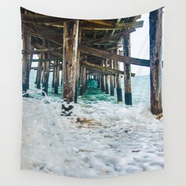 Ocean Front Wall Tapestry