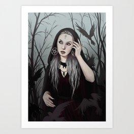 NoittaAkka Art Print