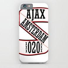AJAX AMSTERDAM 020 iPhone 6s Slim Case