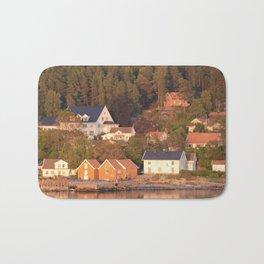 Norwegian Village Bath Mat