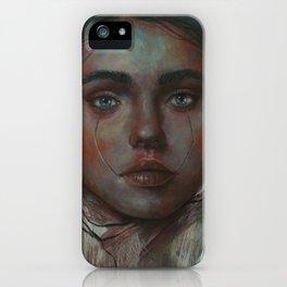 Bullfinch iPhone Case
