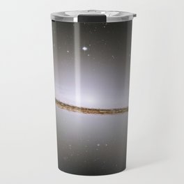Sombrero Galaxy Hubble Telescope Image Travel Mug