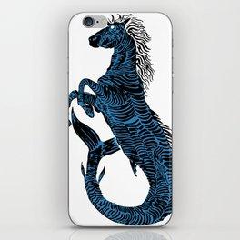 Sea Horse iPhone Skin