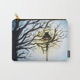 Light in mist Carry-All Pouch