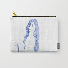 Water Nymph LXIII Carry-All Pouch