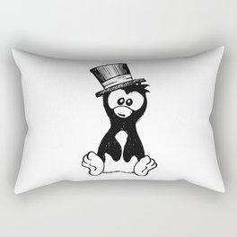 Peter from Monterey Buddies Rectangular Pillow