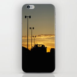 Sunshine on Montreal iPhone Skin
