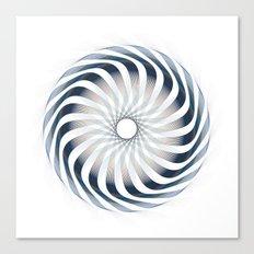 Circle Study No.6 Canvas Print