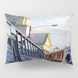Alajuela Buses Pillow Sham