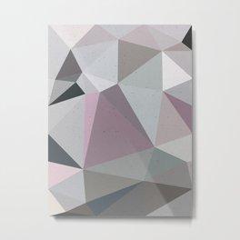 Urban Geometry #buyart #geometry Metal Print